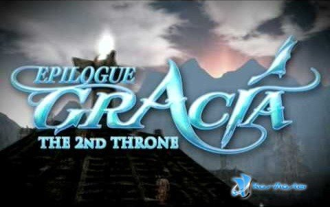 Lineage II Gracia Epilogue Font (I beg you, please tell me)