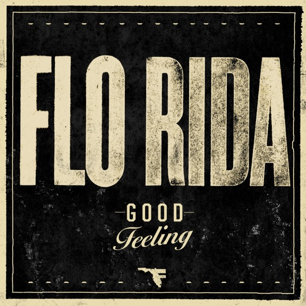 Flo Rida Good Feeling Font? Please Help!