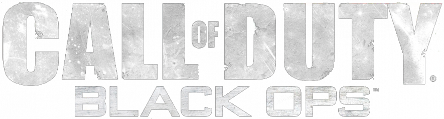 Once again, Call of Duty / Black Ops