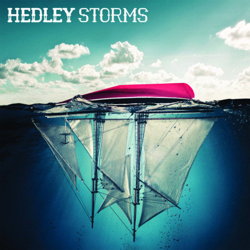 Hedley Storms font?