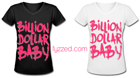 Billion Dollar Baby Font