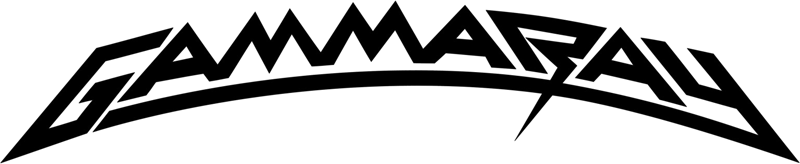 Anyone knows what's the font of Gamma Ray Logo Band