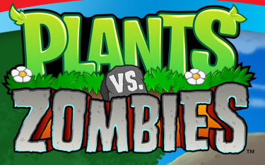 What's the font type of Plants vs Zombies?