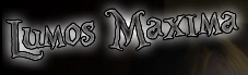 ' Lumos Maxima ' Font Name Anyone?