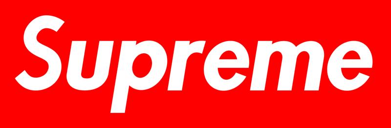 supreme logo forum dafont com rh dafont com supreme logo font in photoshop supreme logo font free download