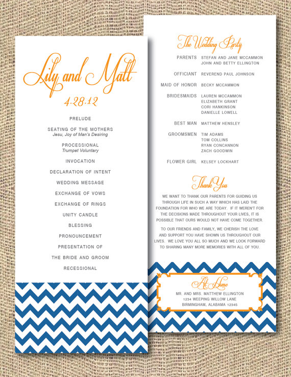 font on invites