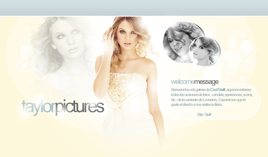 Taylor Pictures Font