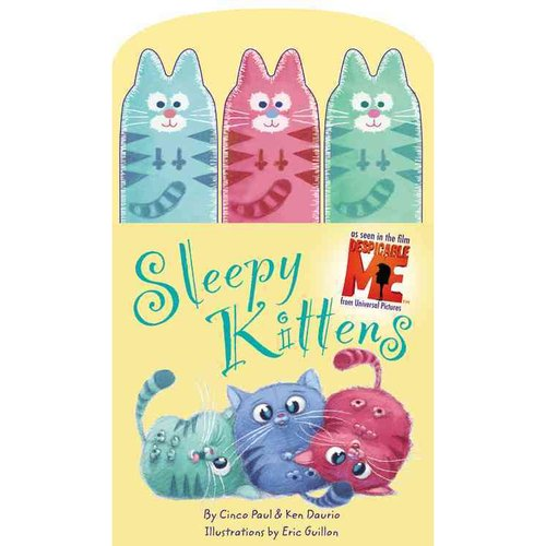 SLEEPY KITTEN FONT FROM DESPICABLE ME MOVIE