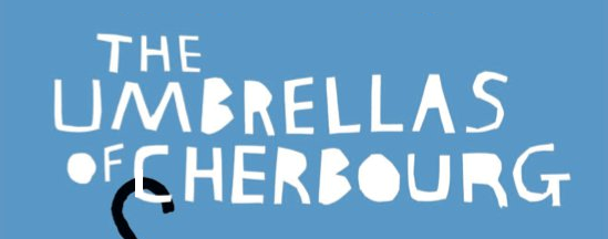 Umbrellas Of Cherbourg London Poster