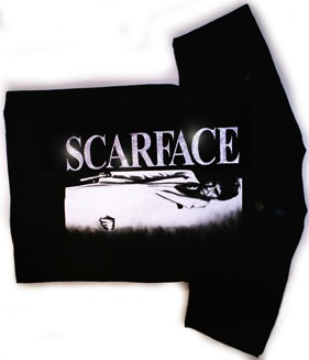 Scarface Font?