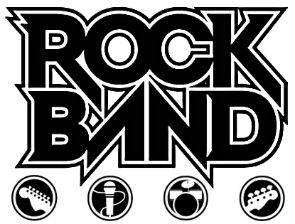 ROCK BAND FONT?