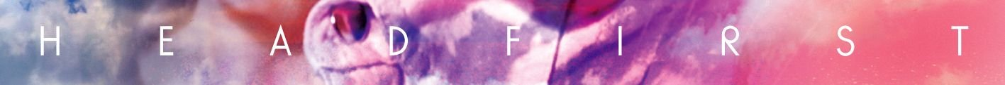 Goldfrapp // Head First // Font
