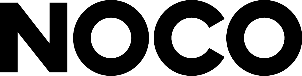 What font is the NOCO logo?