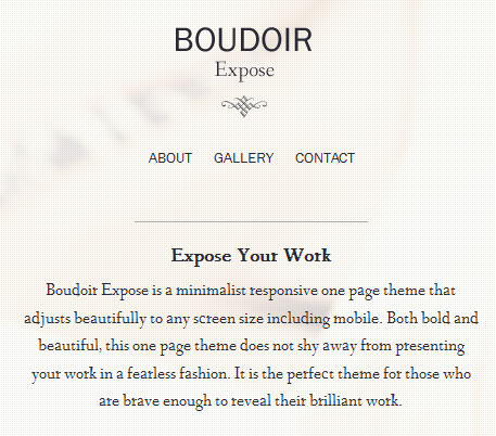 Any ideas on this boudoir font?