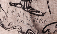 What is the font of Lord of the Swamp?