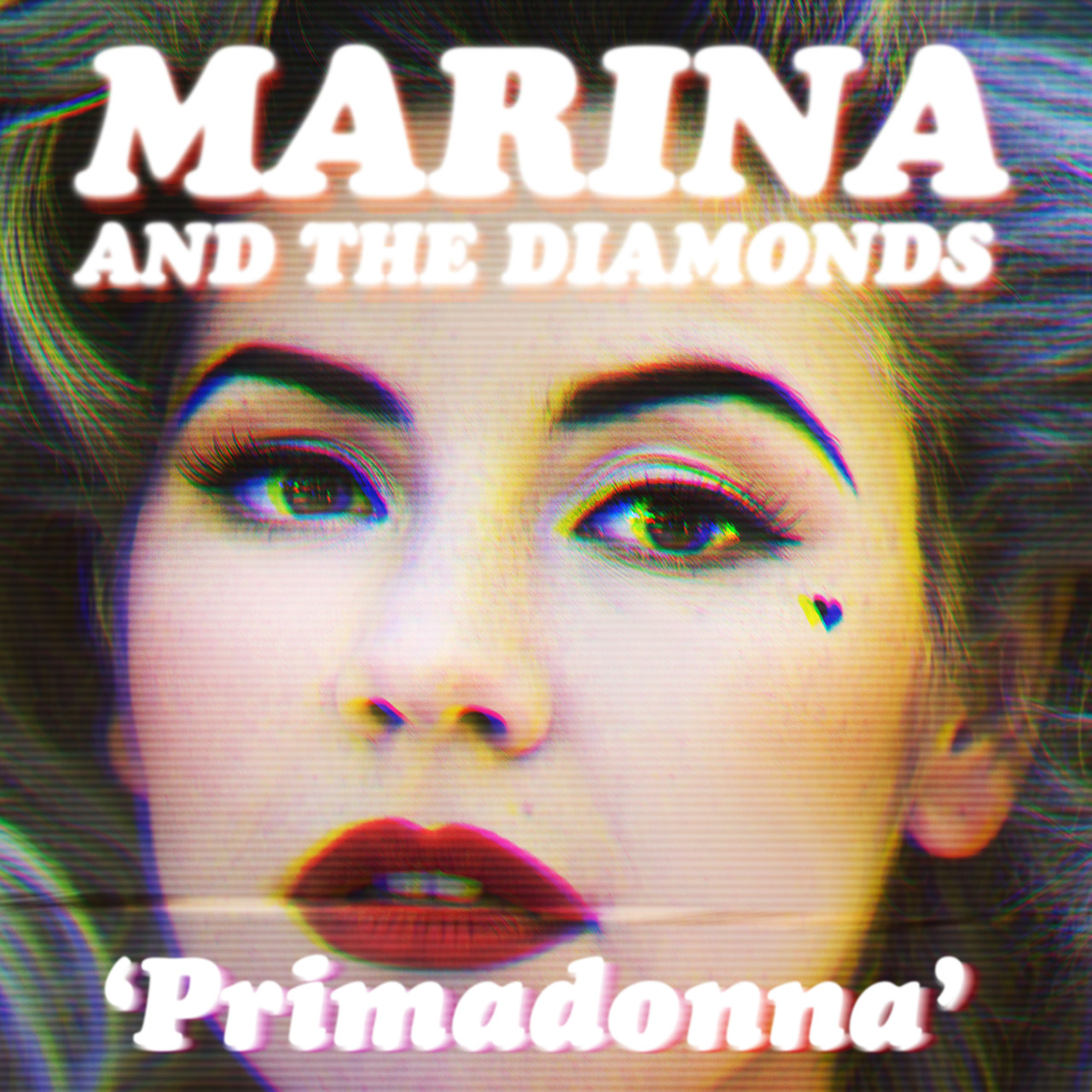 Marina and The Diamonds - Primadonna cover