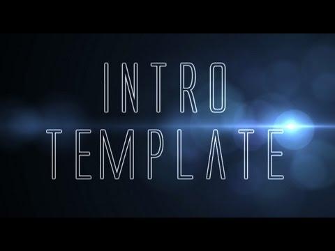 Intro Template - forum | dafont.com
