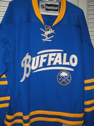 Old school Buffalo Sabers type face?