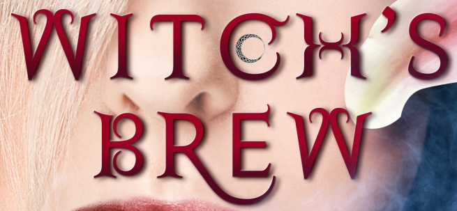 Witch's Brew book cover