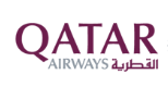 What is the font of QATAR airways?