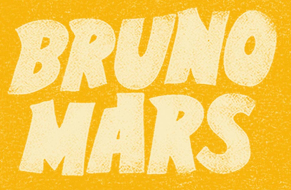 Bruno Mars, the 'Doo-Wops & Hooligans'