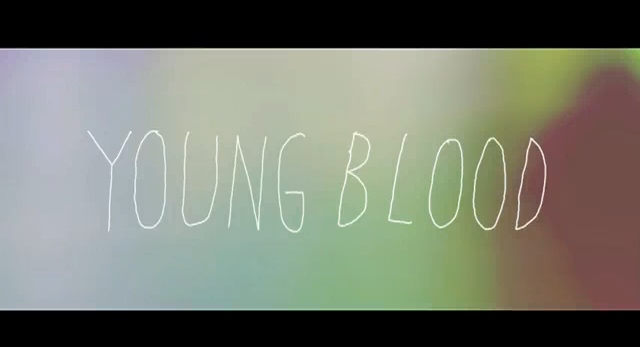 TNAF 'Young Blood' Video Font