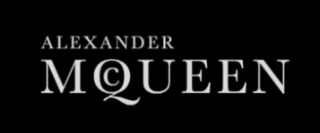 What is the font of ALEXANDER MQUEEN?