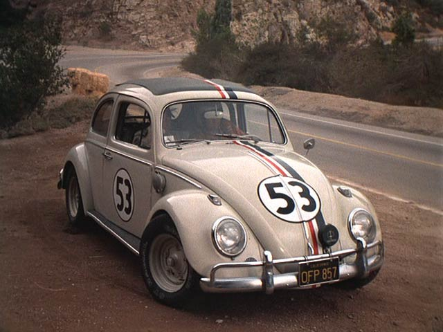 What's Herbie's Number font?