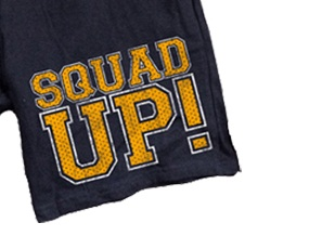 enter shikari-squad up font