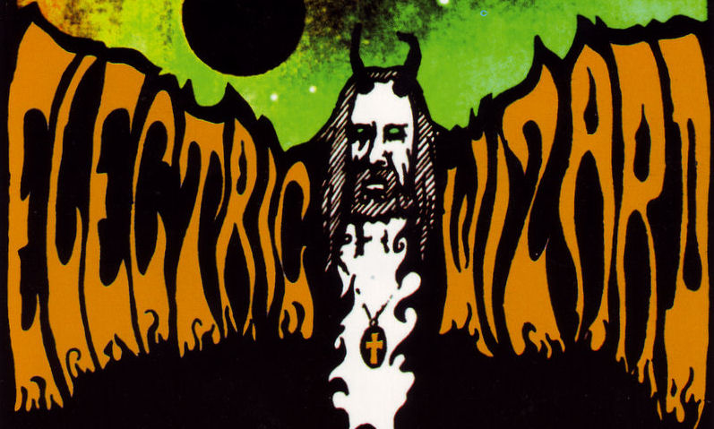 Electric Wizard - Name of font?