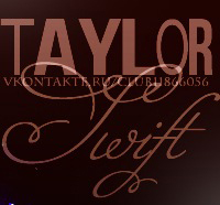 Taylor font, please
