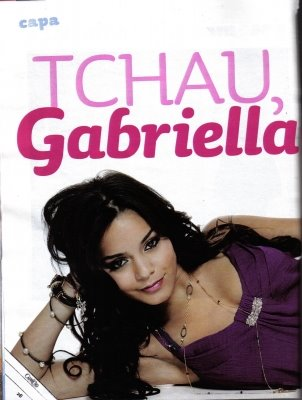 "What the "" Tchau"" and ""Gabriella"" font?"