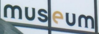 Museum- What's this font ?