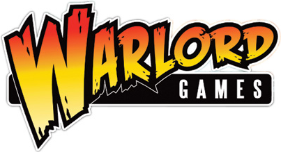 Anyone know the name of font used by this Warlord Games logo?