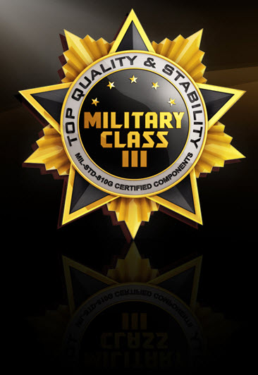 "Font name of ""Military Class III"" please"