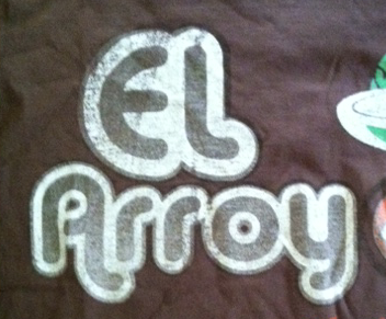 El Arroyo Shirt