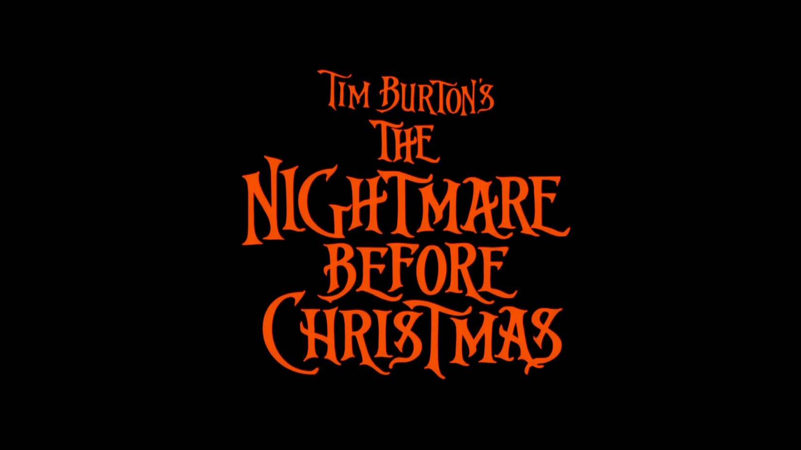 Nightmare Before Christmas Fonts.Nightmare Before Christmas Forum Dafont Com