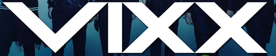 What is this VIXX font?