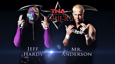 Jeff Hardy and Anderson Font !!!!!!!