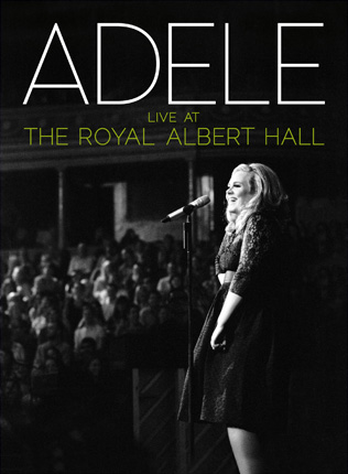 Adele at Royal Albert Hall