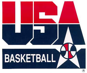 USA Dream Team Basketball Olympics Font??
