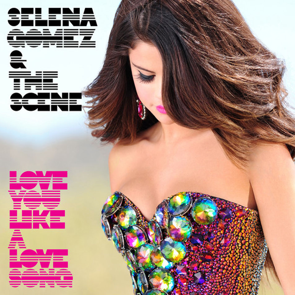 "¿CUAL ES LA FONT DE ""LOVE YOU LIKE  A LOVE SONG""?"