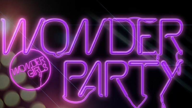 Wonder Party Font