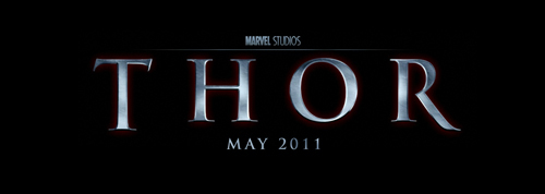 What THOR font?