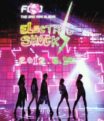Electric Shock Font
