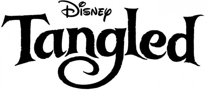 What Tangled font?