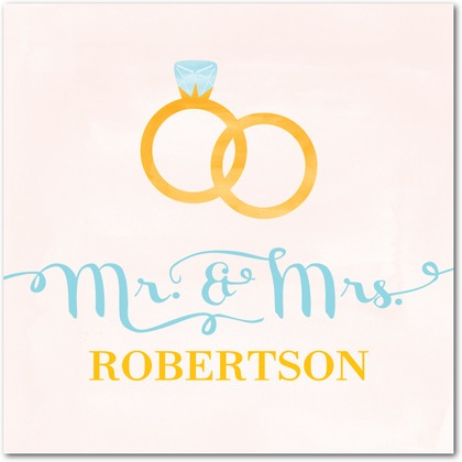 """Mr & Mrs"" font?"