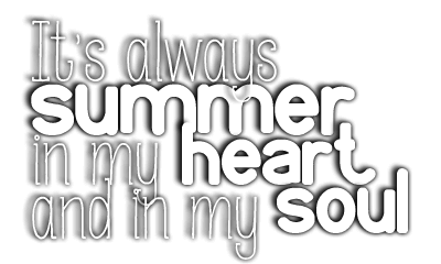 What is the name of the - summer,heart, & soul font?