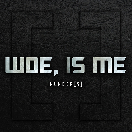 Woe, Is Me (new logo font)