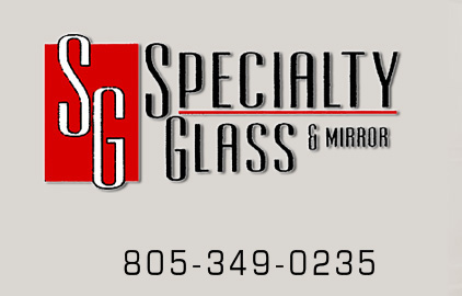 Specialty Glass font request